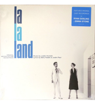 Justin Hurwitz, Various - La La Land Original Motion Picture Soundtrack (LP, Album)