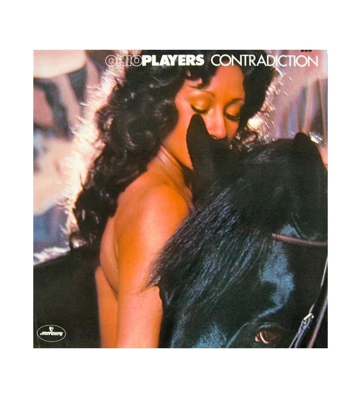 Ohio Players - Contradiction (LP, Album, Gat) mesvinyles.fr