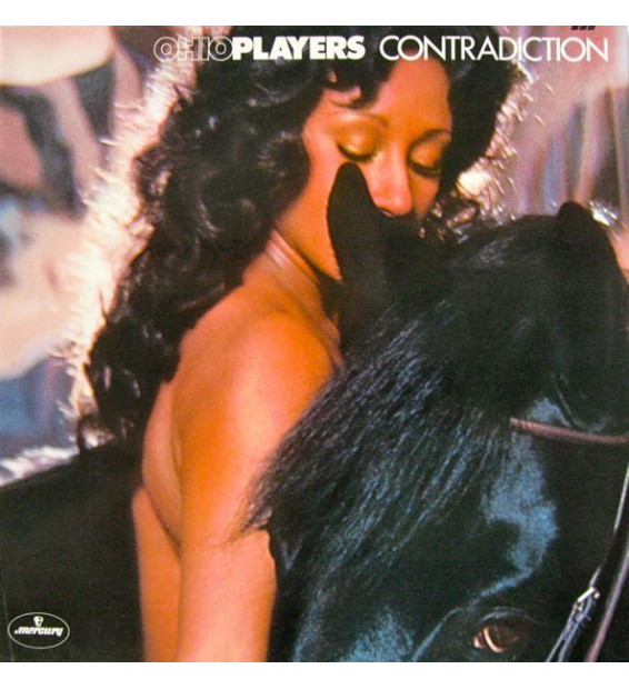 Ohio Players - Contradiction (LP, Album, Gat) mesvinyles.fr