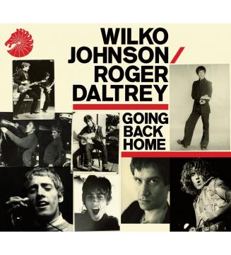 WILKO JOHNSON ROGER DALTREY – Going back home mesvinyles.fr