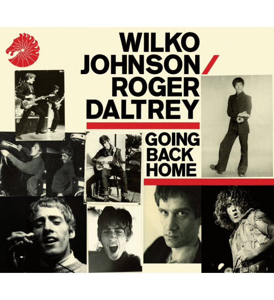 WILKO JOHNSON ROGER DALTREY – Going back home mesvinyles.fr