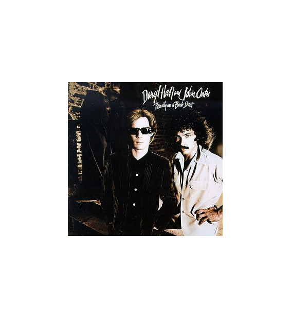 Daryl Hall & John Oates - Beauty On A Back Street (LP, Album, RE) mesvinyles.fr