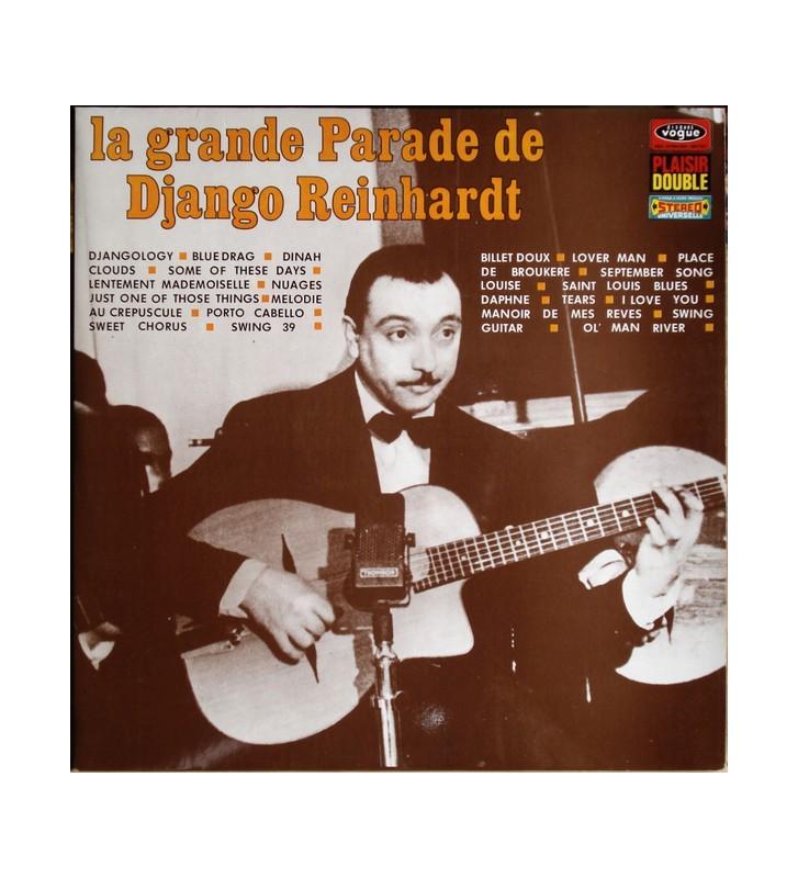 Django Reinhardt - La Grande Parade De Django Reinhardt (2xLP, Comp, RE, Gat) mesvinyles.fr