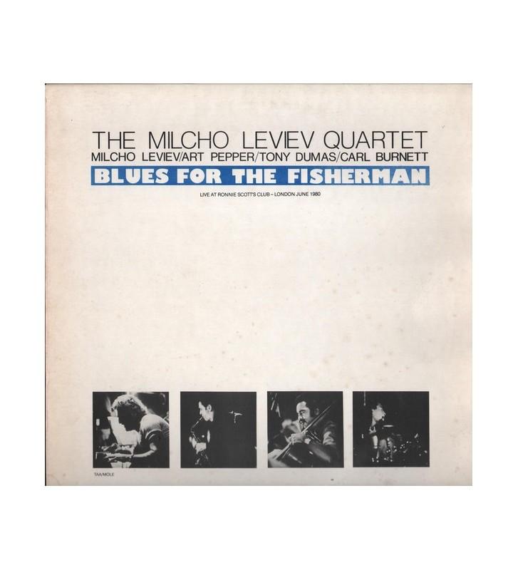 The Milcho Leviev Quartet - Blues For The Fisherman mesvinyles.fr