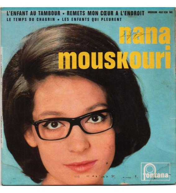 "Nana Mouskouri - L'enfant Au Tambour (7"", EP) mesvinyles.fr"