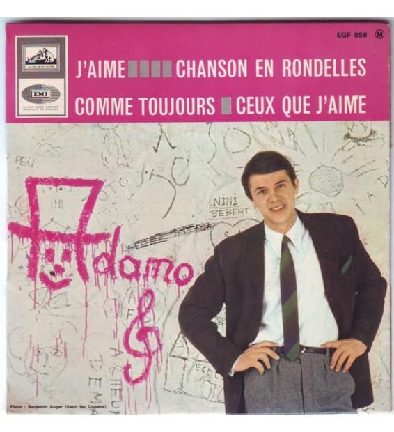 "Adamo - J'aime (7"", EP) mesvinyles.fr"