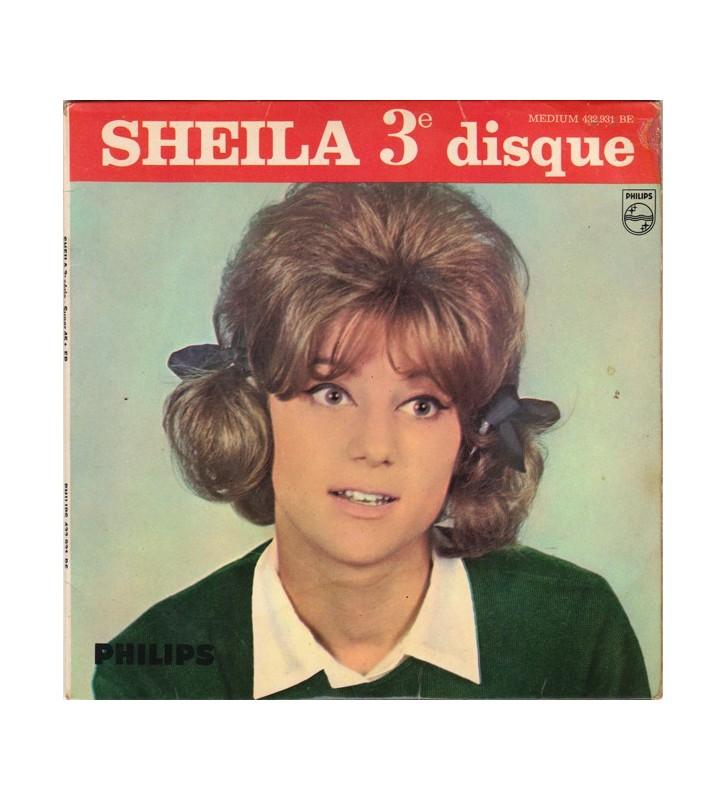 "Sheila (5) - Pendant Les Vacances (7"", EP, Mono) mesvinyles.fr"