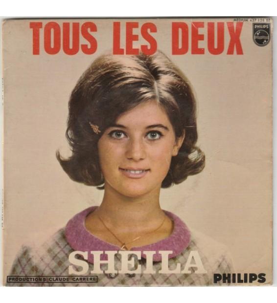 "Sheila (5) - Tous Les Deux (7"", EP, Mono) mesvinyles.fr"