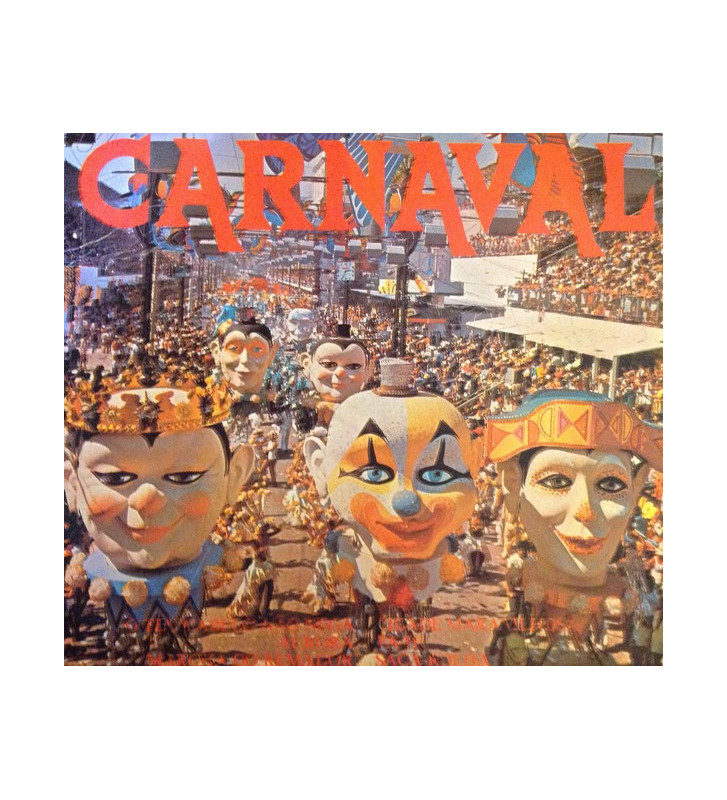 Conjunto Explosao Do Samba - Carnaval mesvinyles.fr