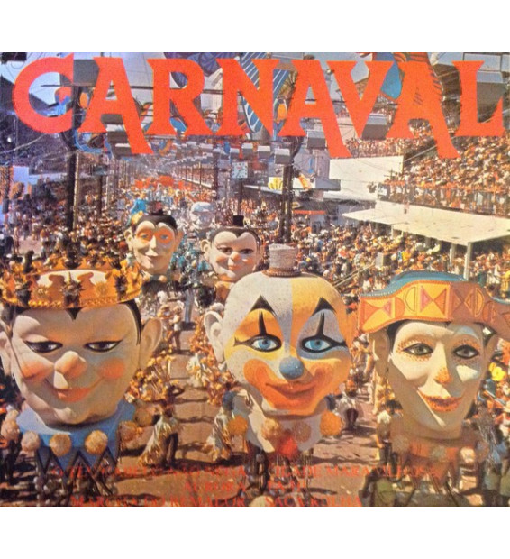 Vinyle - Conjunto Explosao Do Samba - Carnaval