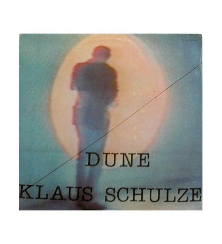 Klaus Schulze - Dune (LP, Album) mesvinyles.fr