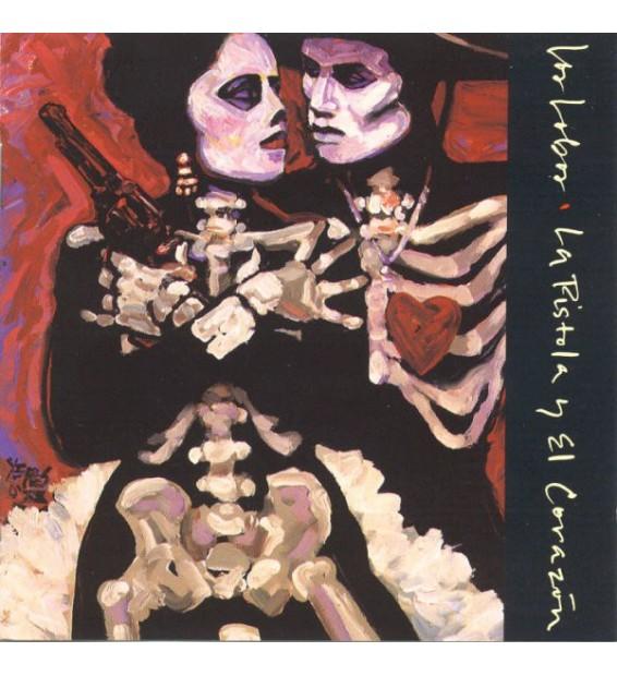 Los Lobos - La Pistola Y El Corazón (LP, Album)
