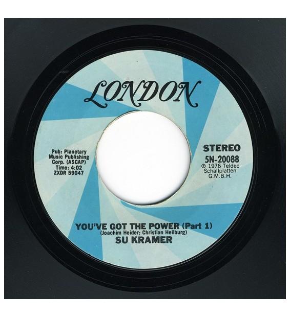 "Su Kramer - You've Got The Power (7"") mesvinyles.fr"