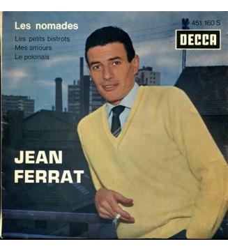 """Jean Ferrat - Les Nomades (7"""") mesvinyles.fr"""