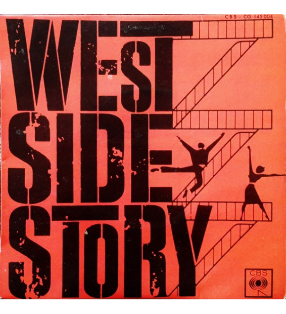 "Various - West Side Story (Extrait De La Bande Originale Du Film) (7"", EP)"