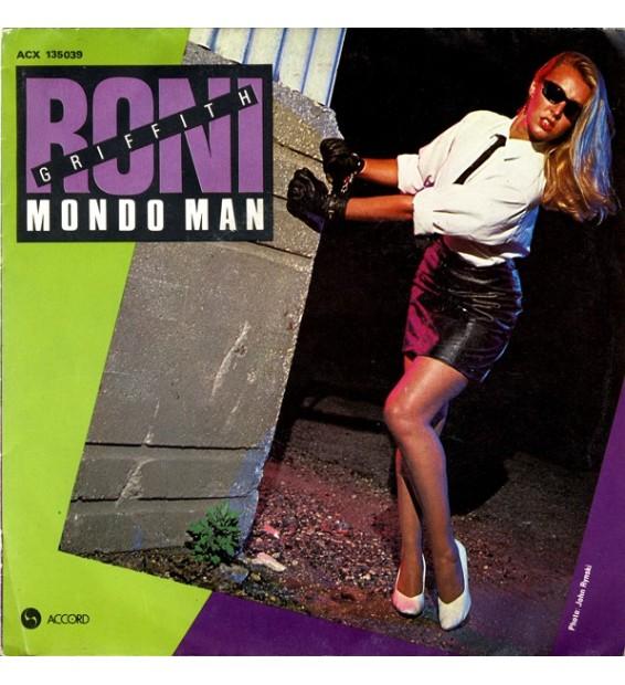 """Roni Griffith - Mondo Man (7"""") mesvinyles.fr"""