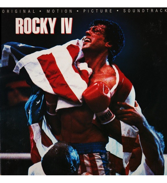 Vinyle - Various - Rocky IV - Original Motion Picture Soundtrack