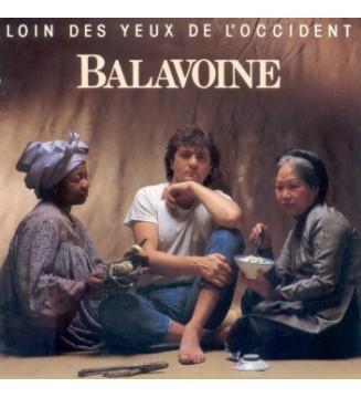 Daniel Balavoine - Loin Des Yeux De L'Occident mesvinyles.fr