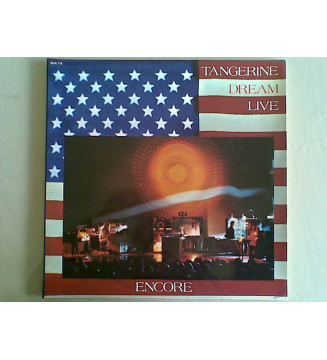 Tangerine Dream - Encore (2xLP, Album) mesvinyles.fr