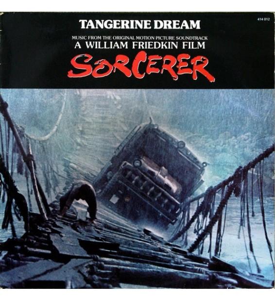 Tangerine Dream - Sorcerer (LP, Album)