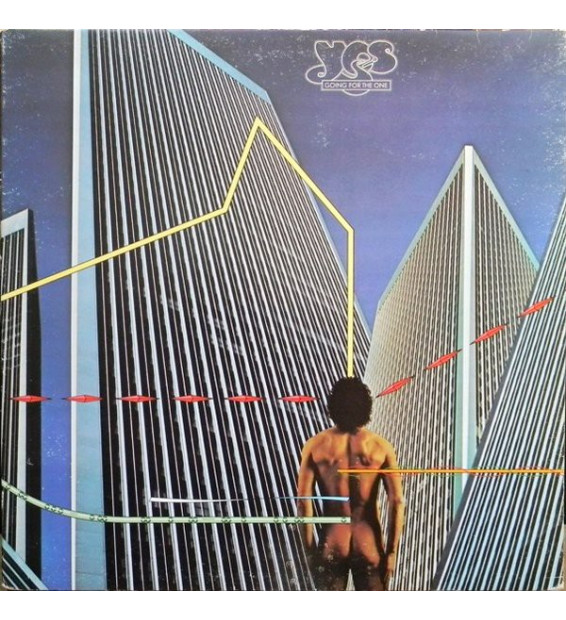 Yes - Going For The One (LP, Album)