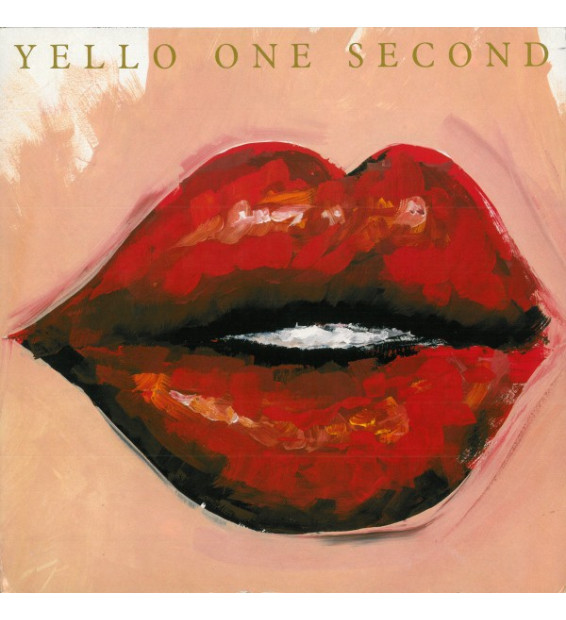 Yello - One Second (LP, Album) mesvinyles.fr