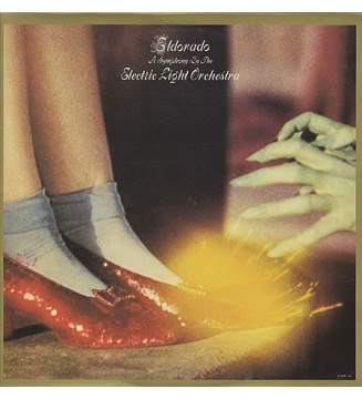 Electric Light Orchestra - Eldorado - A Symphony By The Electric Light Orchestra (LP, Album, RP)