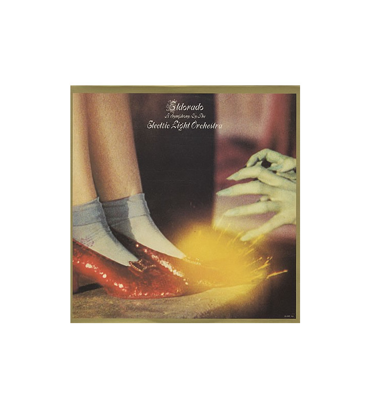 Electric Light Orchestra - Eldorado - A Symphony By The Electric Light Orchestra (LP, Album, RP) mesvinyles.fr