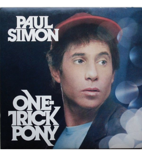 Paul Simon - One-Trick Pony (LP, Album) mesvinyles.fr