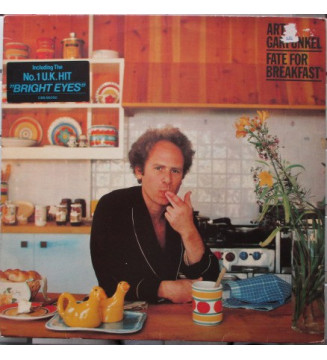 Art Garfunkel - Fate For Breakfast (LP, Album) mesvinyles.fr