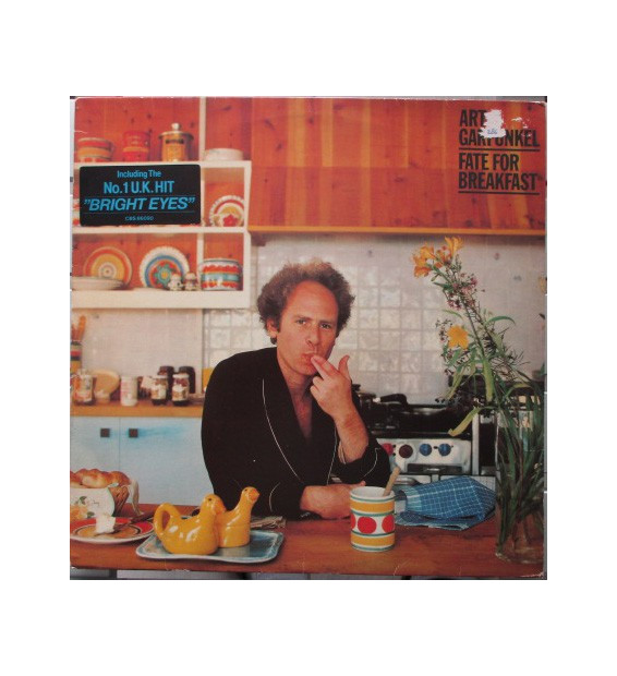 Art Garfunkel - Fate For Breakfast (LP, Album)