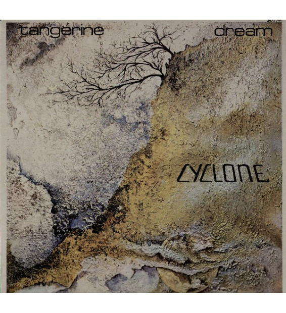 Tangerine Dream - Cyclone (LP, Album, Gat) mesvinyles.fr