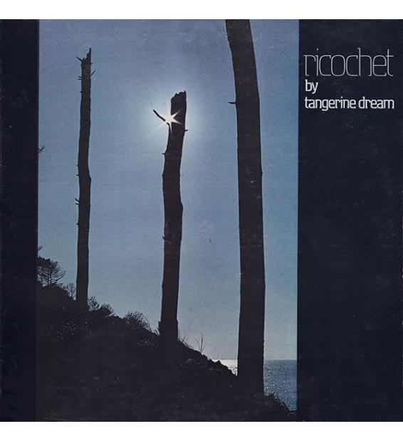 Tangerine Dream - Ricochet (LP, Album, Tan)