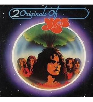 Yes - 2 Originals Of Yes (2xLP, Album, Comp, Gat) mesvinyles.fr
