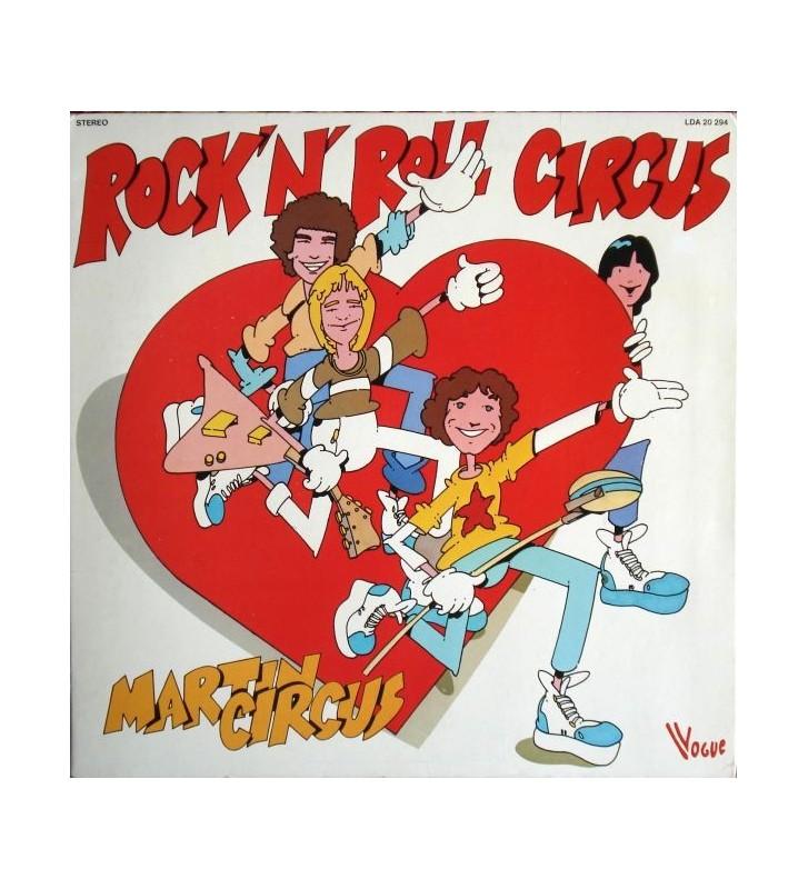 Martin Circus - Rock'n'Roll Circus mesvinyles.fr