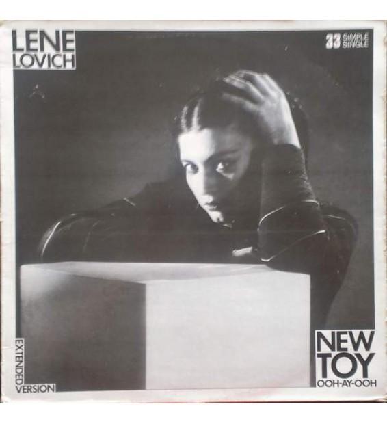 "Lene Lovich - New Toy (12"", Ltd)"