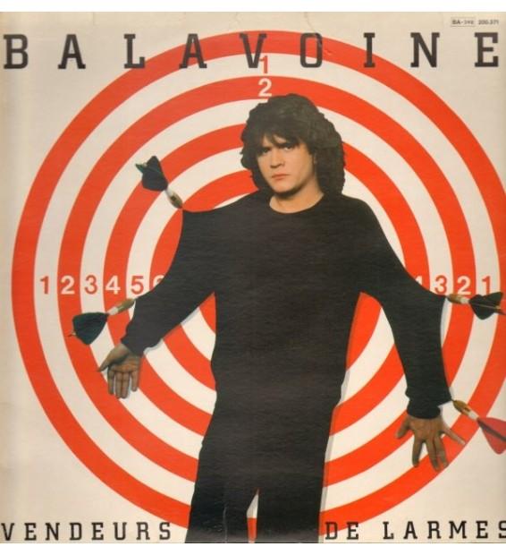 Vinyle - Daniel Balavoine - Vendeurs De Larmes