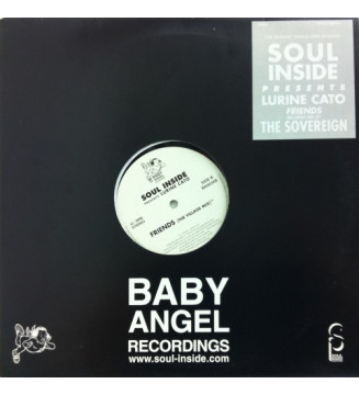 "Soul Inside Presents Lurine Cato - Friends (12"", Single, Ltd) mesvinyles.fr"