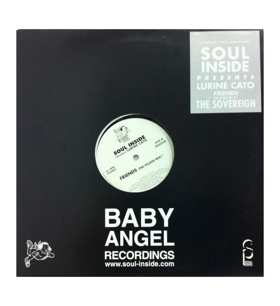 "Soul Inside Presents Lurine Cato - Friends (12"", Single, Ltd) mesvinyles.fr"