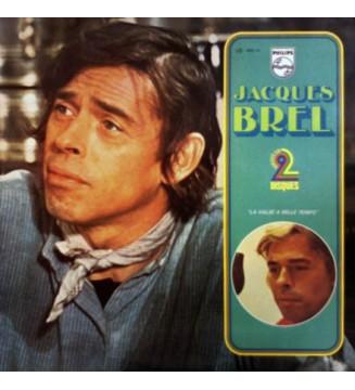 Jacques Brel - La Valse A Mille Temps mesvinyles.fr