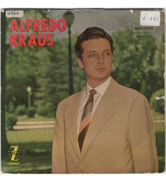 """Alfredo Kraus - Granada / Ay, Ay, Ay / Princesita / Estrellita (7"""", EP)"""