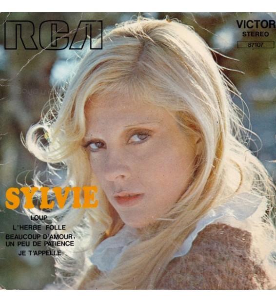 """Sylvie Vartan - Sylvie (7"""", EP)"""