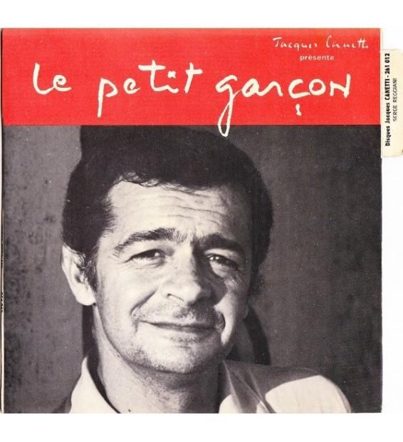 "Serge Reggiani - Le Petit Garçon (7"", EP)"