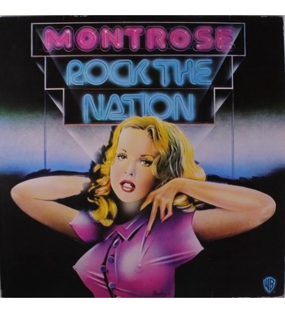 Montrose (2) - Rock The Nation (LP, Album, RE) mesvinyles.fr