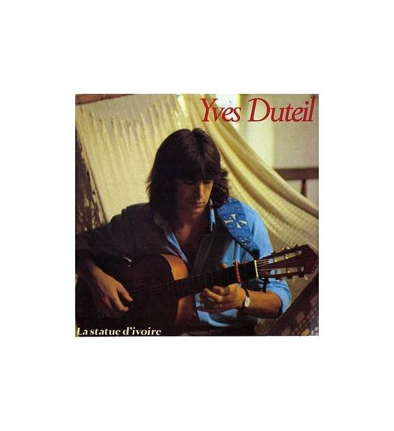 Yves Duteil - La Statue D'Ivoire (LP, Album) mesvinyles.fr