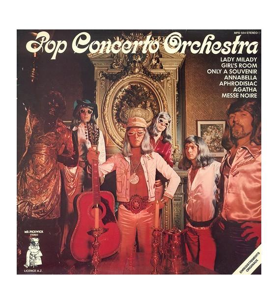 Vinyle - Pop Concerto Orchestra - Pop Concerto Orchestra