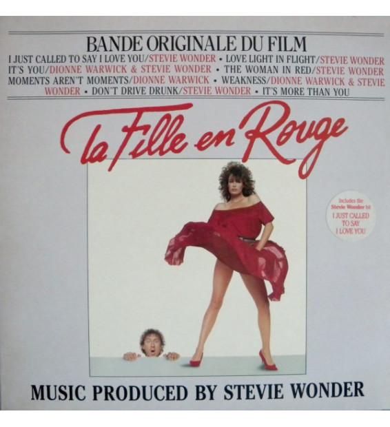 Various - La Fille En Rouge (Bande Originale Du Film) (LP, Album, Gat)