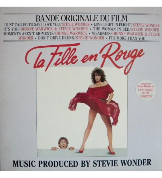Various - La Fille En Rouge (Bande Originale Du Film) (LP, Album, Gat)