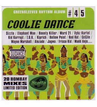 Various - Coolie Dance  (2xLP, Comp)