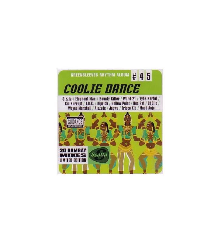 Various - Coolie Dance  (2xLP, Comp) mesvinyles.fr